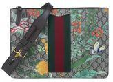 Gucci Floral Messenger Bag