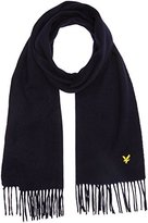 Lyle & Scott Men's Plain Plain Scarf