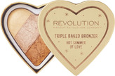 Makeup Revolution Blushing Hearts Bronzer