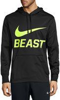 Nike Long Sleeve Fleece Hoodie