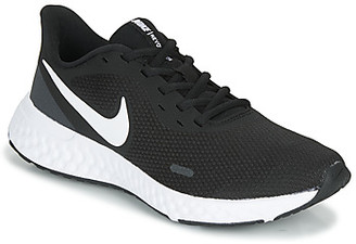Nike REVOLUTION 5 women's Sports Trainers (Shoes) in Black