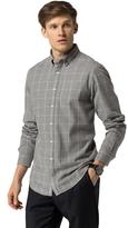 Tommy Hilfiger New York Fit Windowpane Flannel Shirt
