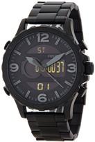 Fossil Men's Nate Chronograph Bracelet Watch