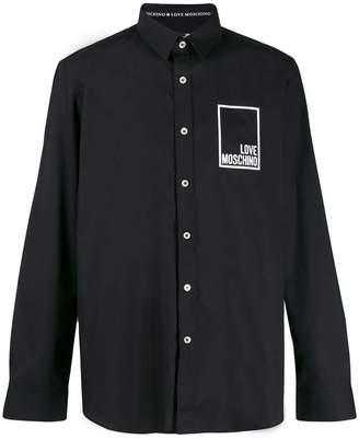 Love Moschino graphic shirt