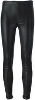 Saint Laurent Classic Leather Legging