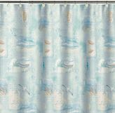 Bed Bath & Beyond High Tide Fabric Shower Curtain