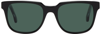 Paul Smith Black Aubrey Sunglasses