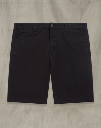 Belstaff OFFICERS SHORTS navy
