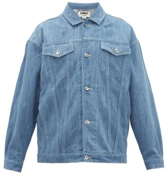 YMC Breakfast Club Denim Jacket - Mens - Indigo