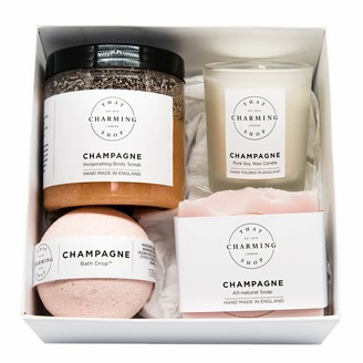That Charming Shop Champagne Beauty Gift Box
