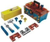 Fisher-Price Bob the Builder Build & Saw Toolbox
