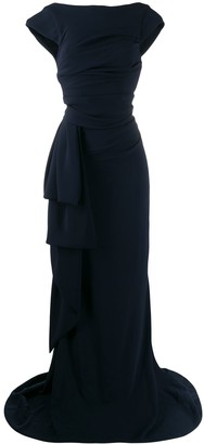 Talbot Runhof Bouvier dress