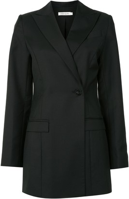 ANNA QUAN Sienna one button blazer