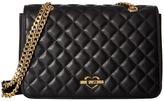 Love Moschino Quilted Shoulder Bag Shoulder Handbags