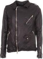 Giorgio Brato Chest Pocket Biker Jacket