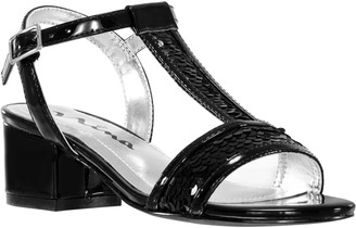 Nina Girl's T-strap Sandals - Rease