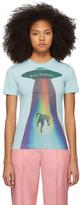 Paco Rabanne Blue Alien T-Shirt