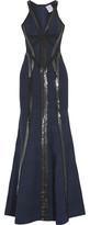 Herve Leger Katara Sequin-Embellished Bandage Gown