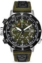 Citizen Promaster Altichron Khaki Strap Watch, 47mm
