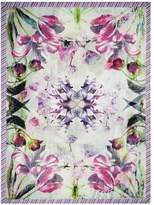 Designers Guild Tulipa Stellata Fuchsia Throw