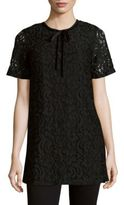 Romeo & Juliet Couture Patterned Lace Tunic