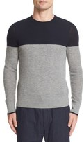 Rag & Bone Camden Colorblock Cashmere Crewneck Sweater