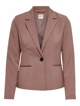 Only Women's Onlselma-Astrid L/s Fitted Blazer Cc TLR