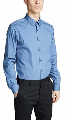Theory Men's Sylvain Wealth Cotton Stretch Sportshirt