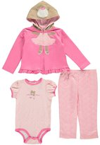 "Buster Brown Baby Girls' ""Let's Dance"" 3-Piece Outfit"