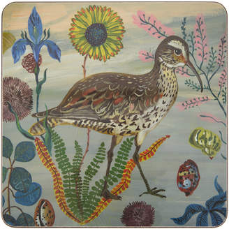 Avenida Home - Nathalie Lete - Birds in the Dunes Placemat - Eskimo Curlew
