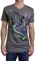 Ed Hardy Men's T Shirt Panther the Beast