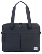 Herschel Men's 'Gibson' Messenger Bag - Black