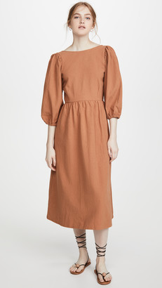 Rachel Pally Linen Canvas Roma Dress