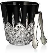 Waterford Lismore Black Ice Bucket
