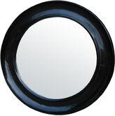 Noir Sutton Round Wall Mirror