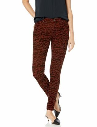 AG Jeans Women's Corduroy Farrah Skinny Ankle