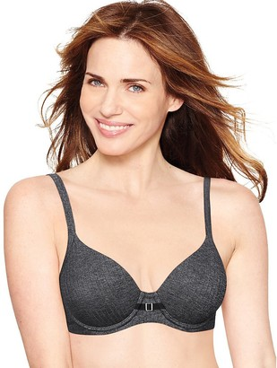 Hanes Women's Ultimate ComfortBlend T-Shirt Natural Lift Underwire Bra