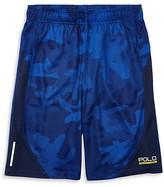 Ralph Lauren Boys' Camouflage Athletic Shorts - Sizes S-XL