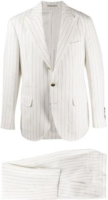 Brunello Cucinelli Pinstripe Two-Piece Suit