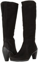 Ecco Sculptured 65 Tall Boot Women's Zip Boots