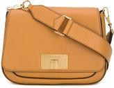 Marc Jacobs Navigator saddle crossbody bag - women - Leather - One Size
