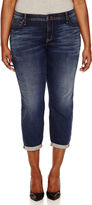 Boutique + + Denim 27 Ankle Jeans - Plus