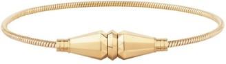 Boucheron Jack de 18K Yellow Gold Single-Wrap Cable Bracelet