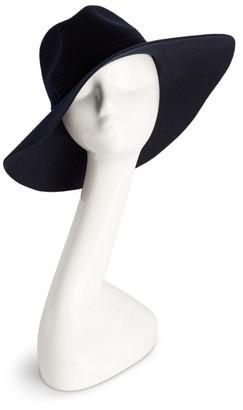 MARZI Felt Wide-Brim Hat