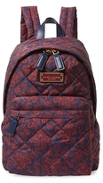 Marc Jacobs Quilted Mini Paisley Backpack