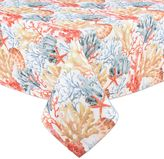 Coral Reef Indoor/Outdoor Tablecloth