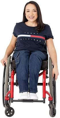 Seven7 Adaptive Seated Tummyless Skinny Jeans w/ Cargo Pocket in Rune (Rune) Women's Jeans
