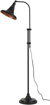 Cal Lighting 60W Taranto Metal Adjustable Floor Lamp
