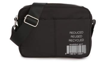 Madden-Girl Eco Crossbody Bag