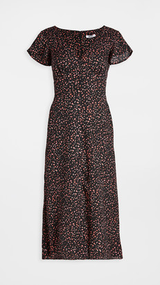BB Dakota Heavy Petals Dress